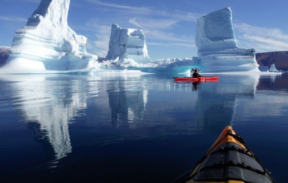 $ 500 discount on polar diving or sea kayaking activity