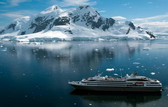 Le Boreal in Antarctica