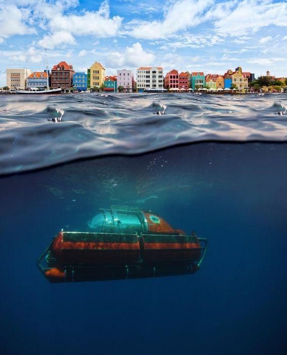 Submarine Curacao