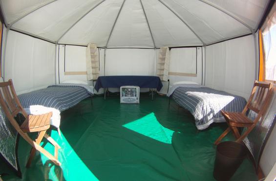 Premium Safari Camp