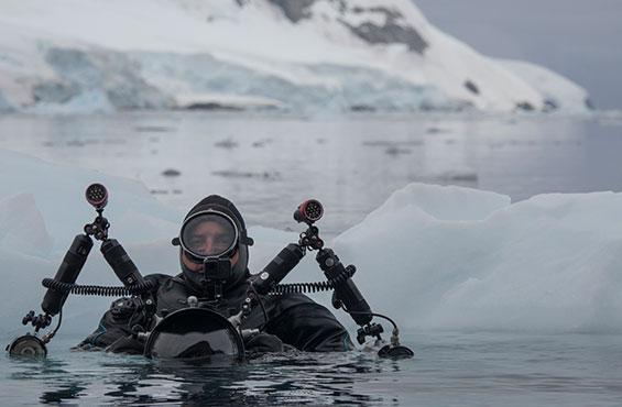 Scott Portelli -Waterproof Ambassador and Professional Photographer